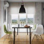 Mid-Century Modern Apartment-3