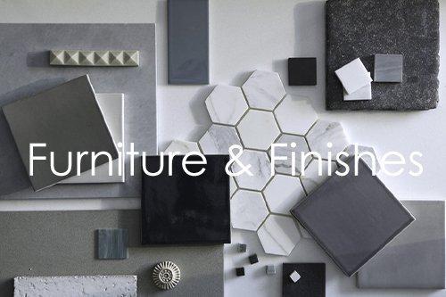 FF&E design services in London