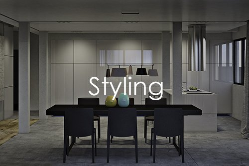 Styling and Staging design services in London