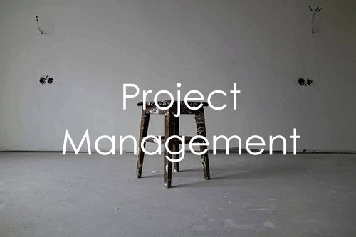 Design project management services in London