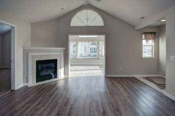 How to virtually stage new built property