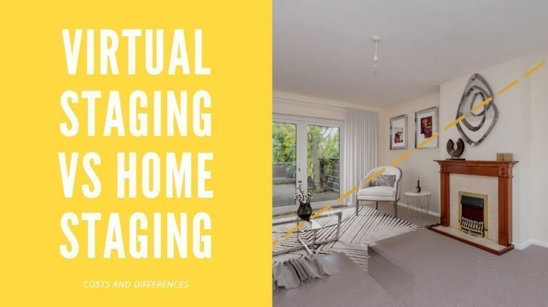 3D Virtual Staging and Home Staging – costs and differences