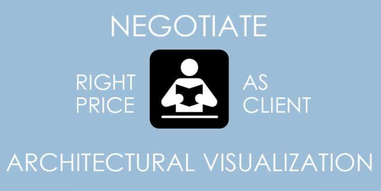 architectural visualization price guide