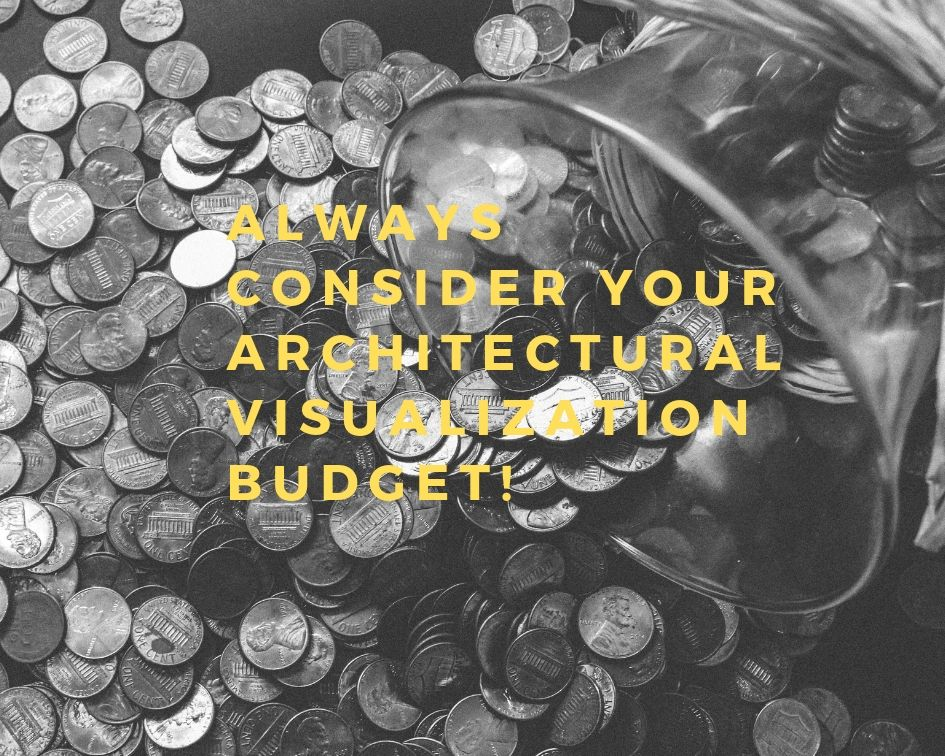 architectural visualization budget