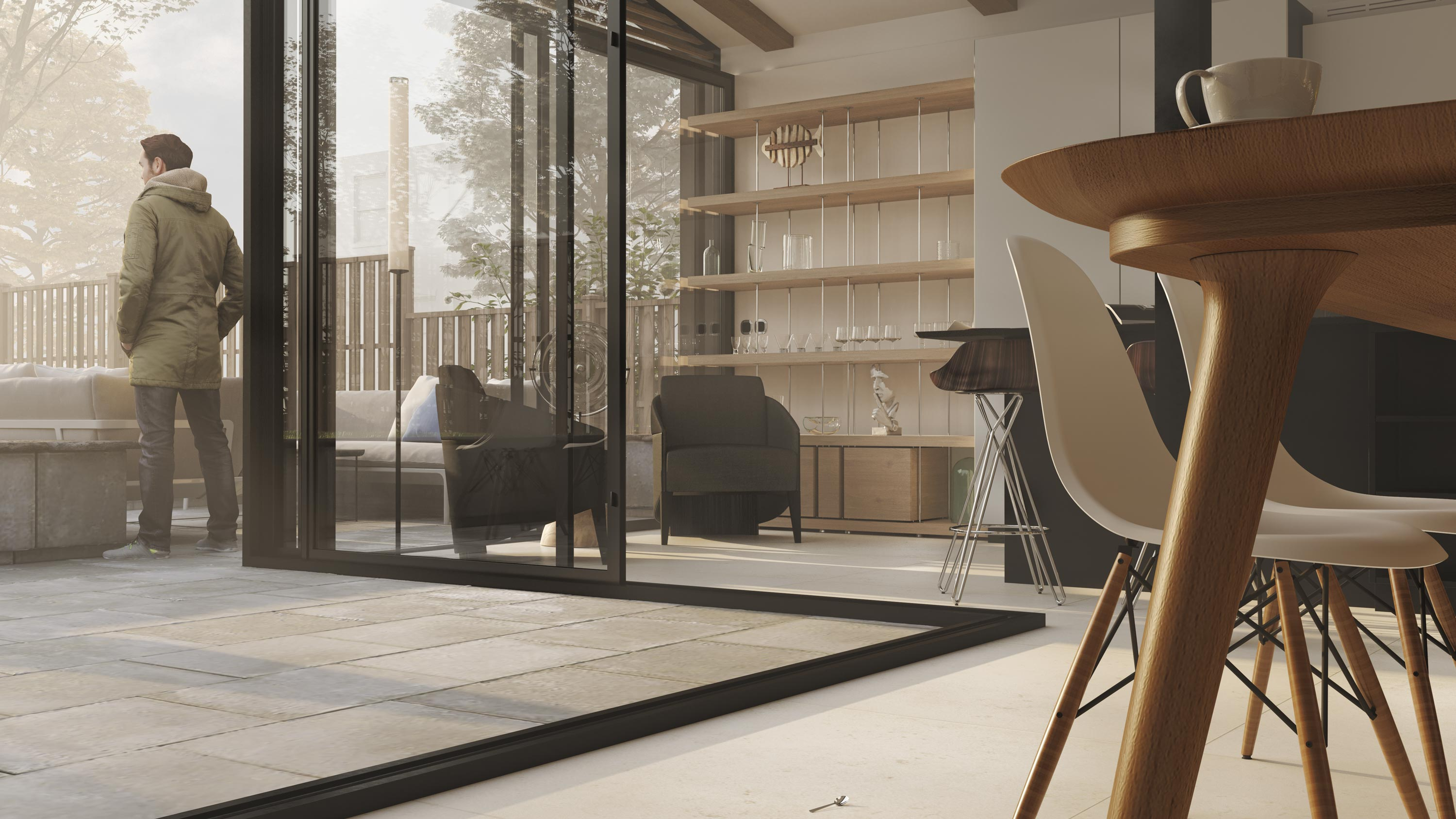 South Side CGI Interior Project