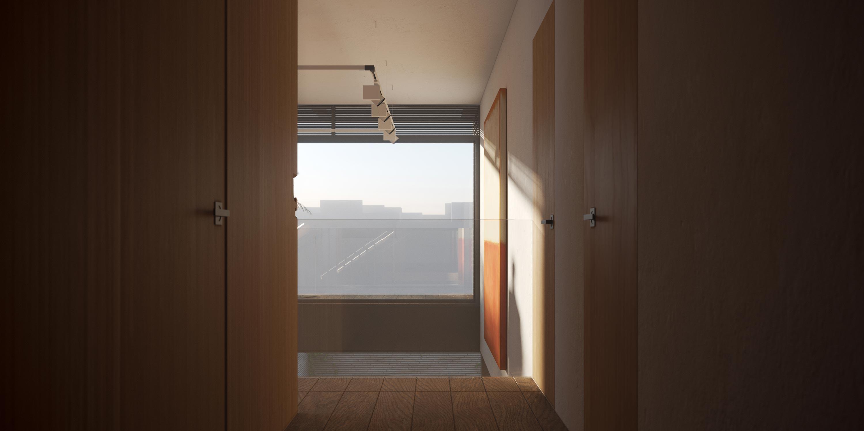 Contemporary House Almeria CGI and Interior Design