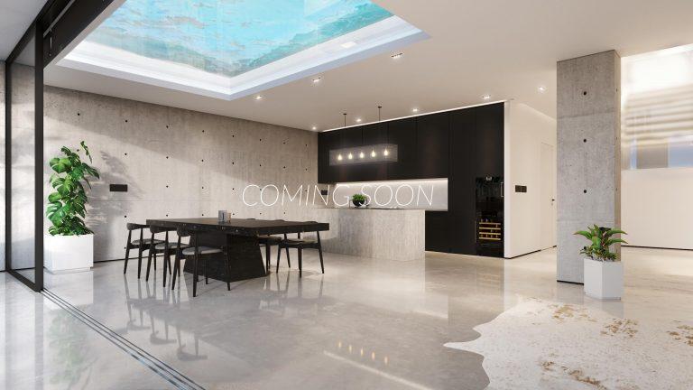 3d interior design concept - palma de mallorca